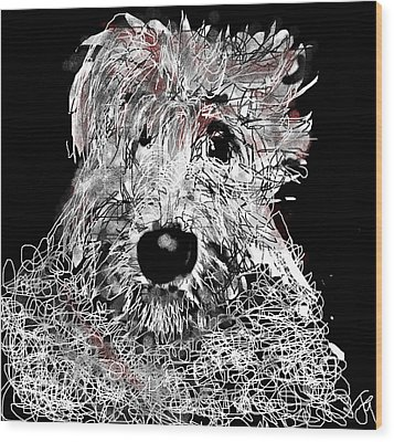 Murphy Wood Print