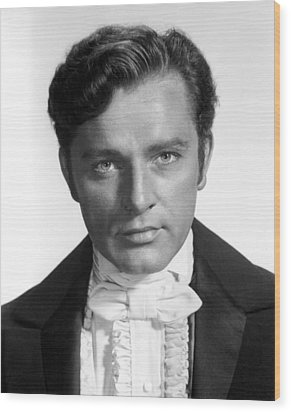 My Cousin Rachel, Richard Burton, 1952 Wood Print by Everett