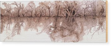 My Serenity Wood Print