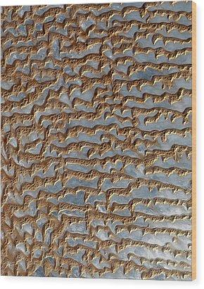 Nasa Image-rub' Al Khali, Arabia-2 Wood Print