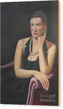 Natalie Wood Print by Bruce Lum