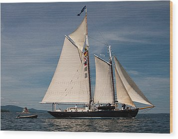 Nathaniel Bowditch 1 Wood Print by Brent L Ander