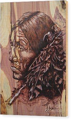 Native Wood Print by Amanda Hukill