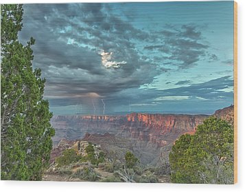 Natural Wonders Wood Print