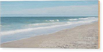 Nauset Beach Wood Print