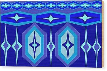 Navajo 7 Wood Print
