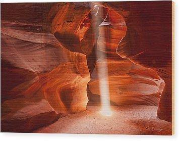 Navajo Light Wood Print
