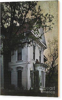 Wood Print featuring the photograph Navasota 2 by Elena Nosyreva