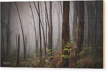 New Life Wood Print