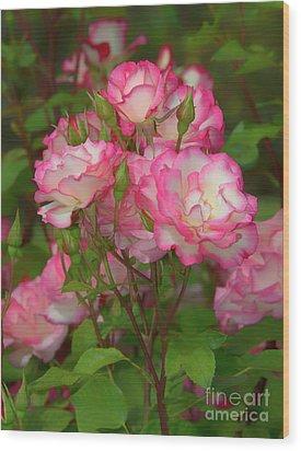 Nicole Rose Lighter Wood Print
