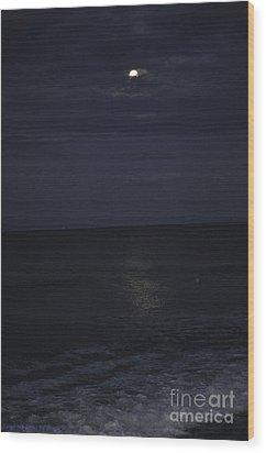 Night Moves 3 Wood Print