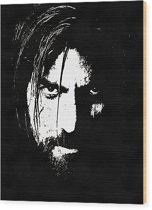 Nikolaj Coster-waldau  Wood Print