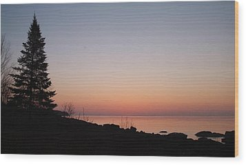 Northshore Morning.. Wood Print by Al  Swasey