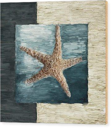 Ocean Gem Wood Print