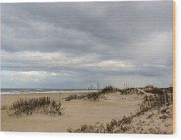 Ocean View Wood Print by Gregg Southard