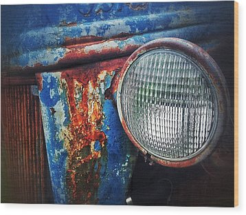 Wood Print featuring the photograph Old Boy by Olivier Calas
