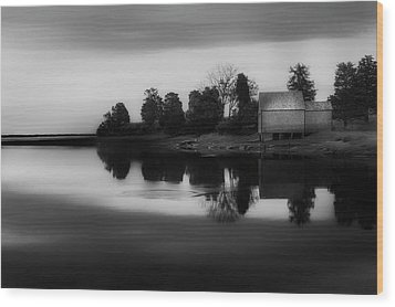 Wood Print featuring the photograph Old Cape Cod by Bill Wakeley