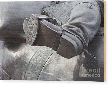 Onate Stirrup Wood Print