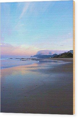 Oregon Coast 4 Wood Print