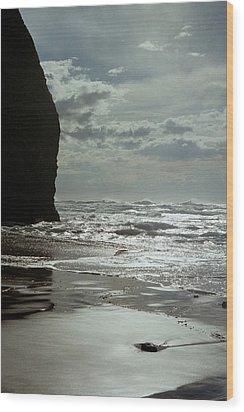 Oregon Coast 5 Wood Print