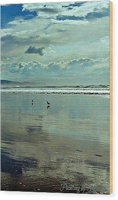 Oregon Coast 6 Wood Print