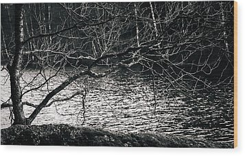 Orlok Wood Print by Matti Ollikainen