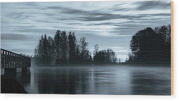 Ostrogoth Wood Print by Matti Ollikainen