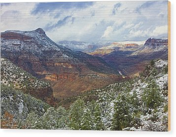 Our Other Grand Canyon Wood Print