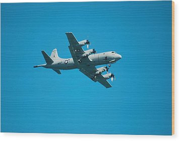 P 3 Orion Wood Print