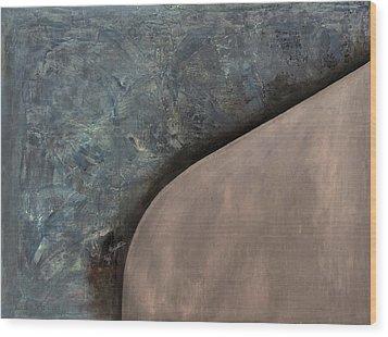 Paragon  Wood Print by Antonio Ortiz