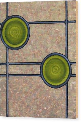 Paragon Wood Print by Don Mullins