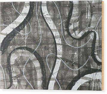 Part IIi Wood Print