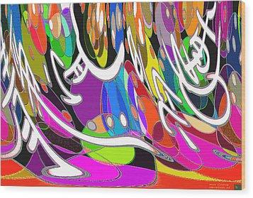 Pattern 205 _ Balance Wood Print