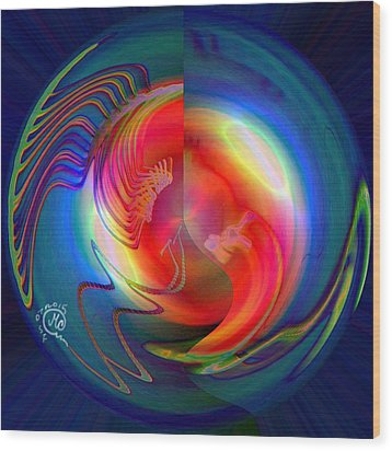 Pattern 279 _ Light Wood Print