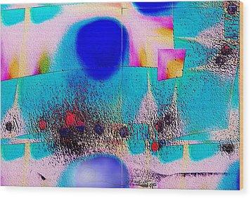 Pattern 283 _ Rise Wood Print