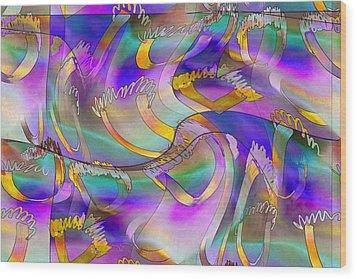 Pattern 285 _ United Wood Print