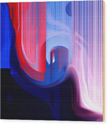 Penman Original-450 Wood Print