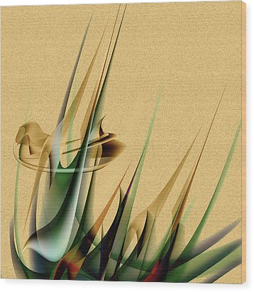 Penmanoriginal-559 Wood Print