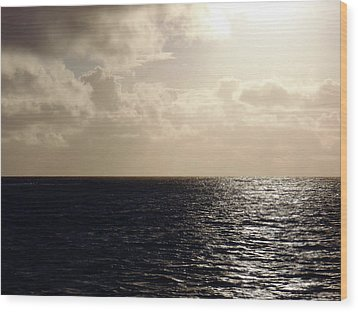 Perfect Ending Wood Print by JAMART Photography