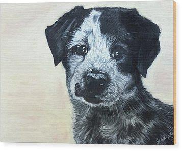 Pick Me Wood Print by Jessica Kale