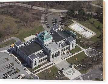 Please Touch Museum Memorial Hall 4231 Avenue Of The Republic Philadelphia Pa 19131 Wood Print by Duncan Pearson