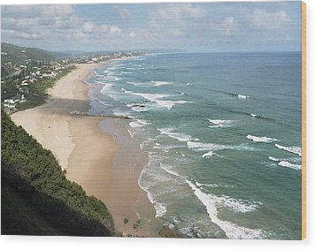 Plettenberg Bay Wood Print by Terence Davis