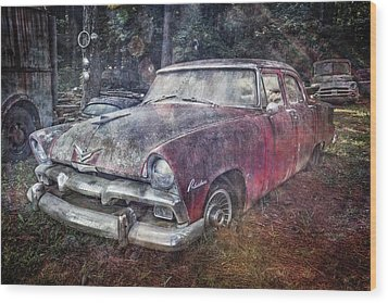 Wood Print featuring the photograph Plymouth Belvedere by Debra and Dave Vanderlaan