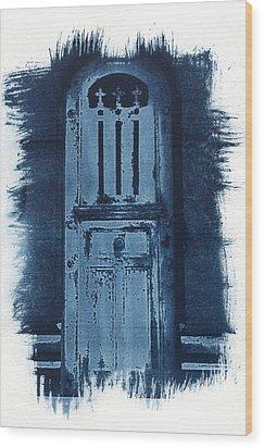 Portals Wood Print by Jane Linders