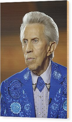 Porter Wagoner Wood Print by Don Olea