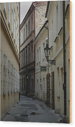 Wood Print featuring the photograph Prague by Steven Richman