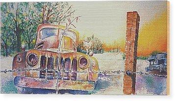 Precious Memories Wood Print by Curtis James
