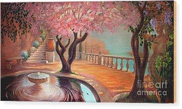 Primavera Wood Print