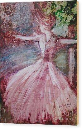 Princess Bride Wood Print