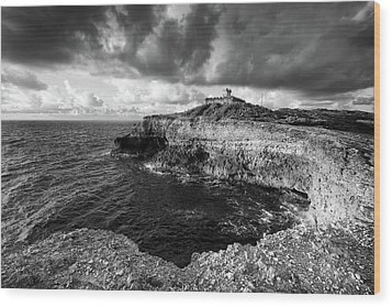 Wood Print featuring the photograph Puerto Ferro Light by Patrick Downey